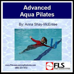 Advanced Aqua Pilates Image