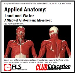 Applied Anatomy: Land and Water Image