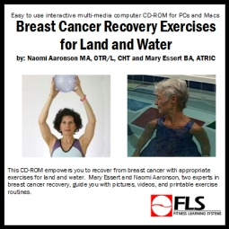 Breast Cancer Recovery Exercises for Land and Water Image