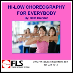 Hi-Low Choreography for Everybody Image