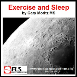 Exercise and Sleep Image